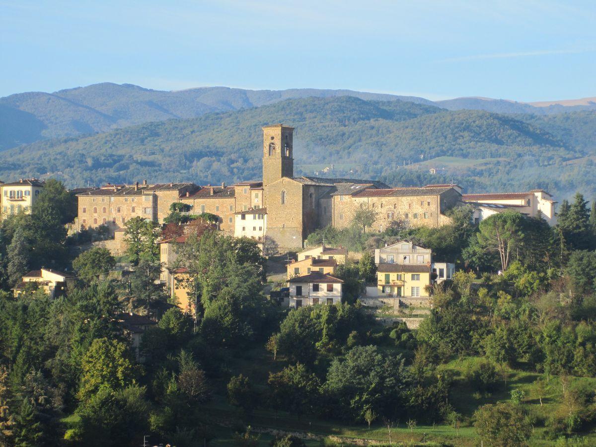 Vakantievillas Toscane Casentino Bibbiena Poppi