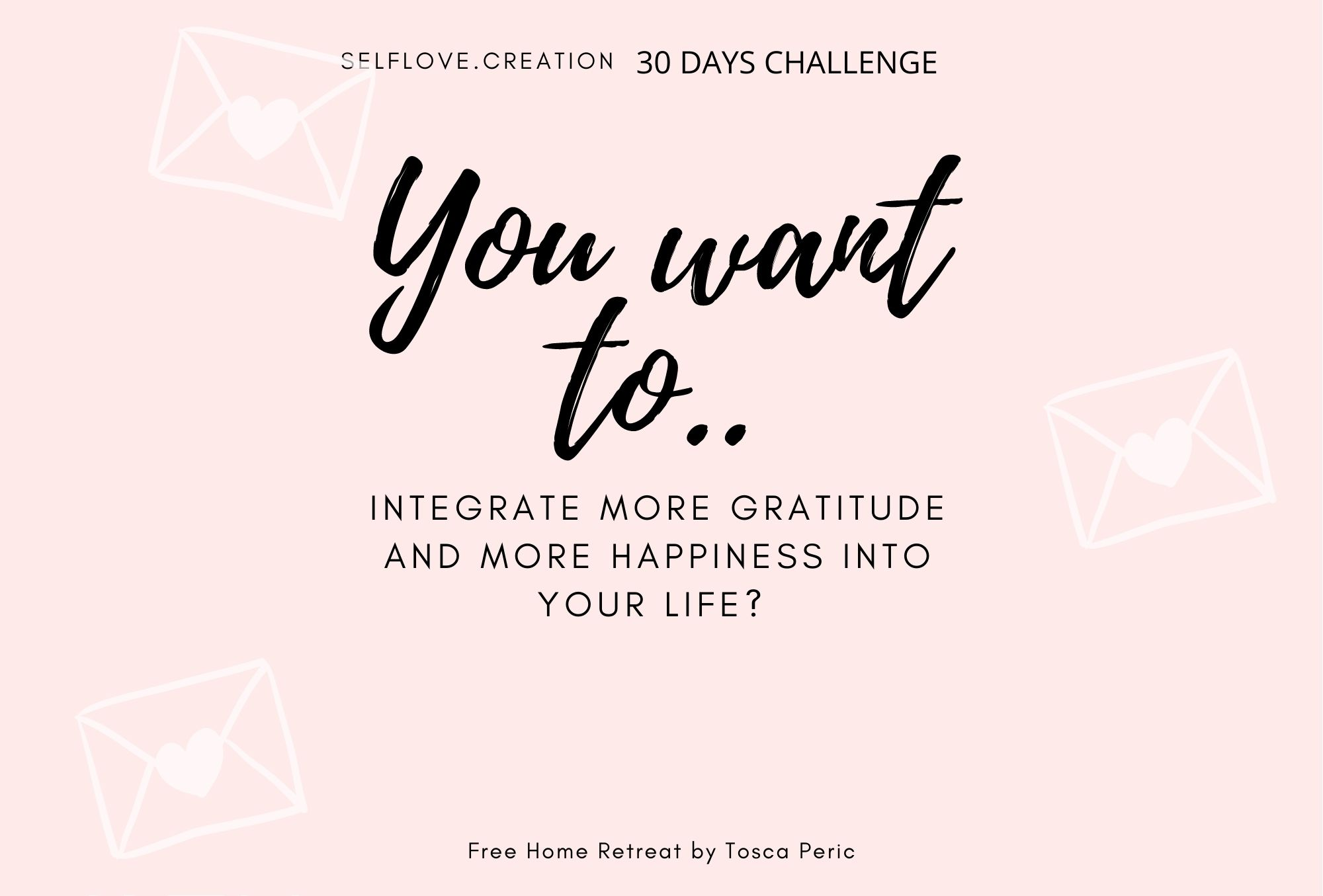 Sign up now 30 days gratitude happiness home retreat free gratis challange free retreat