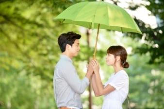big umbrella gong yoo