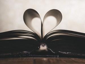 愛を本で表現