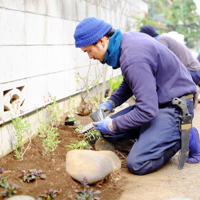 お庭のオーダーメイド管理プラン