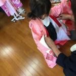 七五三は子の衣装も親の髪型も準備は必要だった。