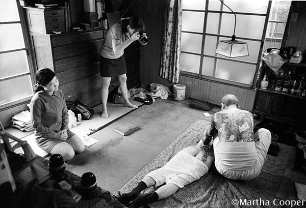 TOKYO TATTOO By MARTHA COOPER