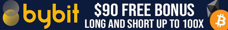 Rejoignez Bybit - obtenez 90 $ GRATUITEMENT