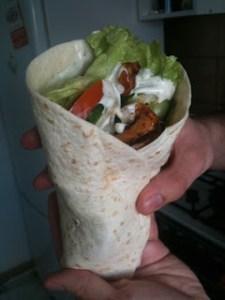 Kebab domowy