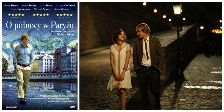 top 10 komedii romantycznych - O północy w Paryżu