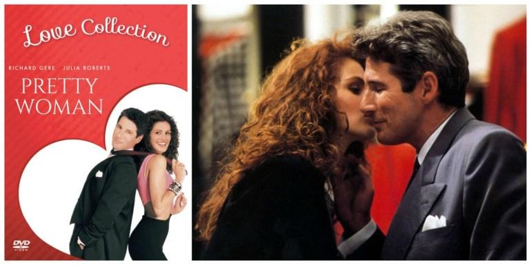 top 10 komedii romantycznych - Pretty woman