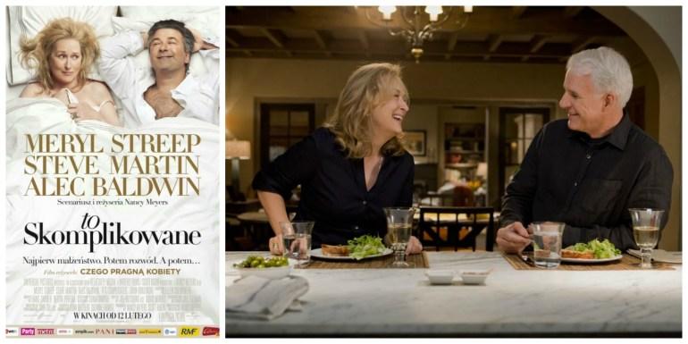 top 10 komedii romantycznych - To skomplikowane