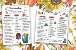 #kreatywnebujo październik