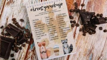 #kreatywnebujo na listopad