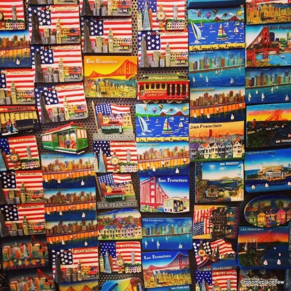 Collecting travel souvenirs is a great way to bring a part of the foreign land home. Find out what I collect in my travels around the world #travelsouvenirs