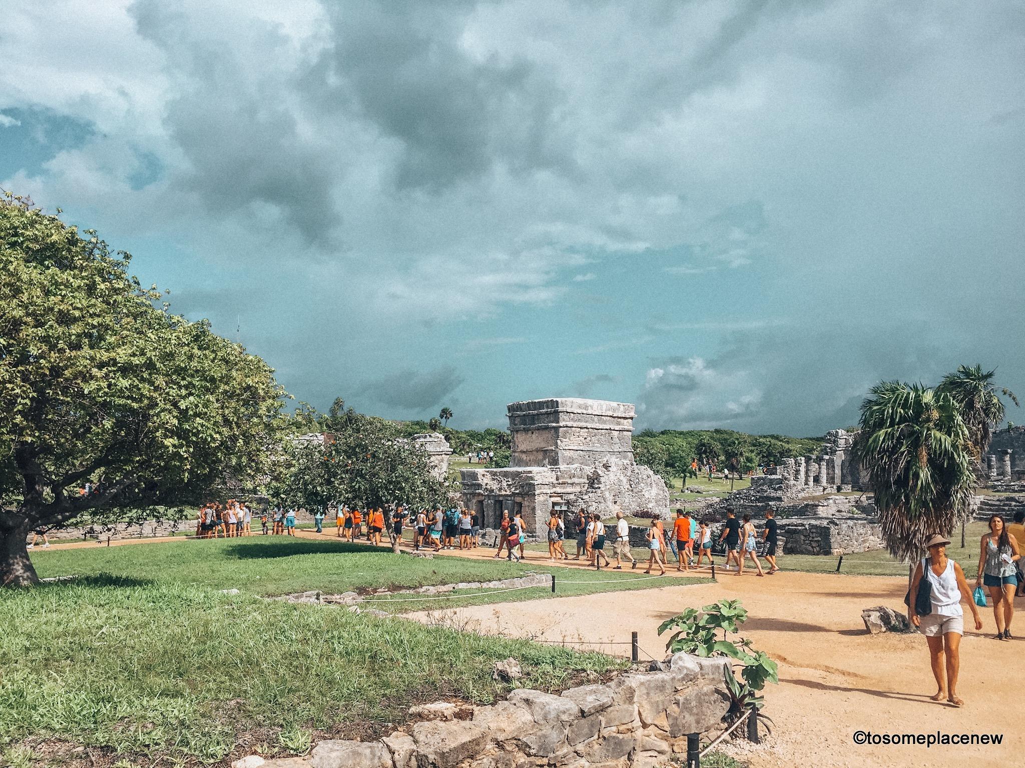 Tulum Ruins - Mexico tosomeplacenew