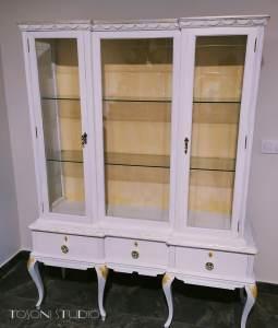 vitrina renovada