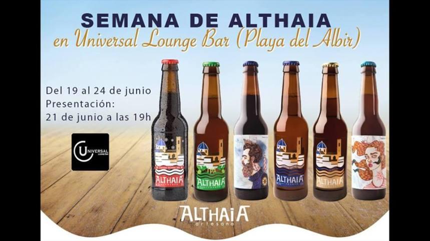 Semana de Althaia en Altea -19 a 24 junio 2017