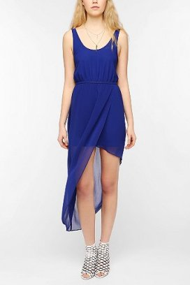 Silence Noise Lauryn High/Low Maxi Dress $59