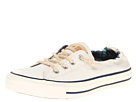 Converse - Chuck Taylor All Star Shoreline Slip-On Ox (Natural) - Footwear