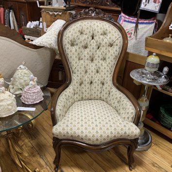 Gorgeous Victorian Chair