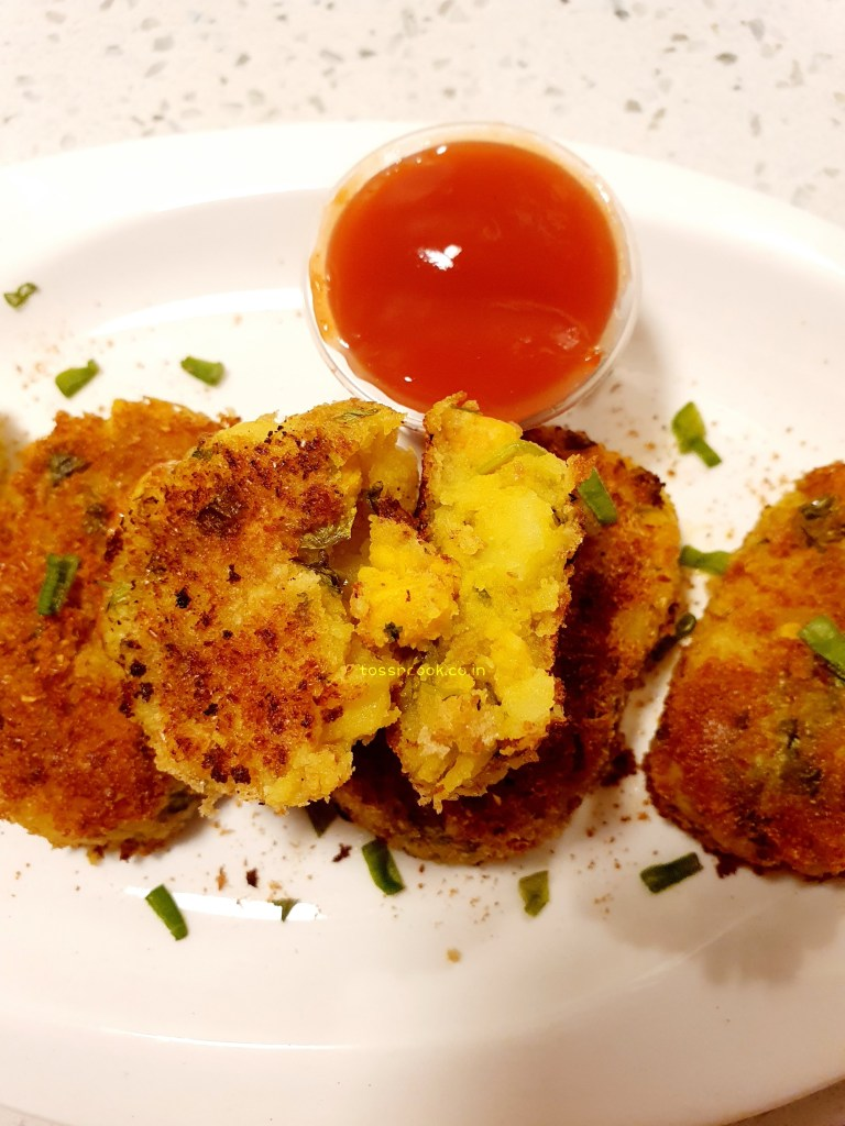 Shrimp Cutlets Prawn Cutlets