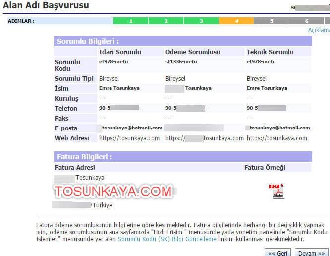 adsoyad.com.tr domain alma belgesiz nic.tr 15
