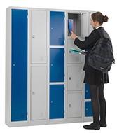 Atlas lockers