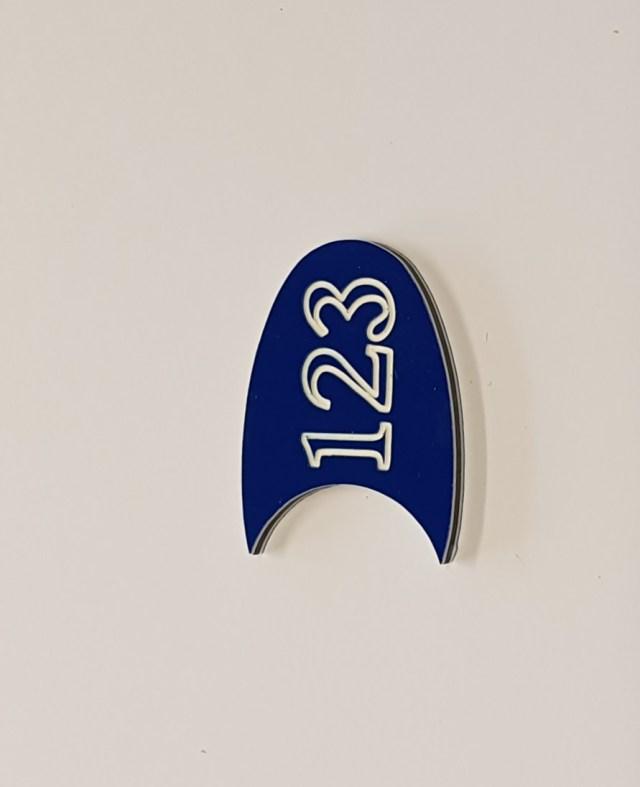 locker delta plate