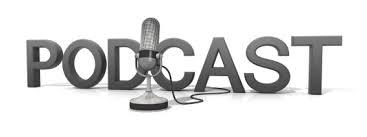 podcast stock image