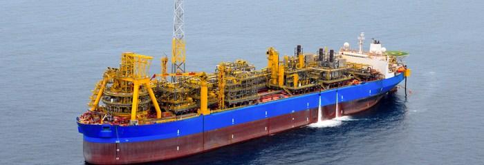 FPSO Oil Tanker