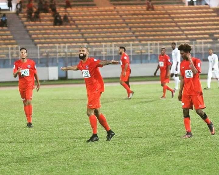 Foot-Martinique-Coupe MMG: Kévin PARSEMAIN Propulse GOLDEN LION en finale interrégionale à la Guyane