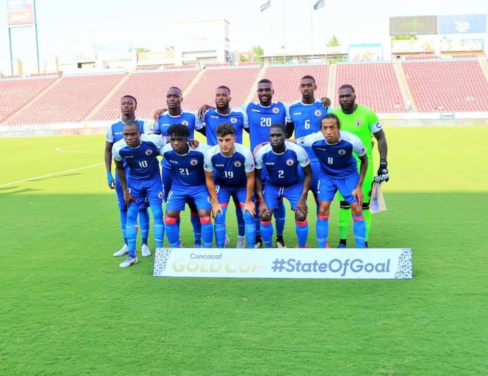 GOLD CUP 2019: Haïti bat Nicaragua et passe pour les 1/4 de finales