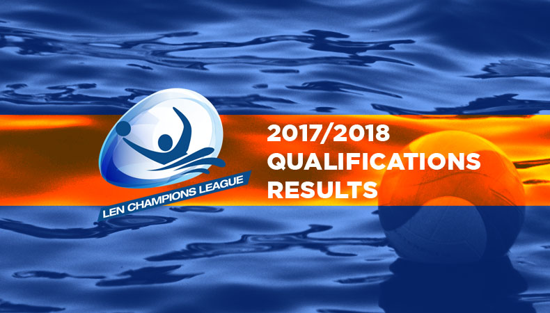 LEN-champions-league-2017-2018-Qualifications-Playoffs-Results