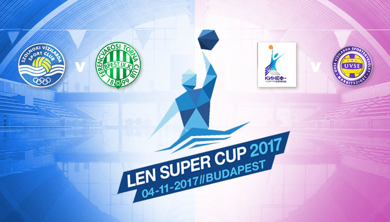 The Super Cup 2017 in Budapest