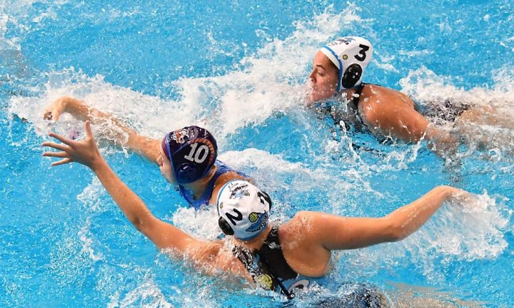 Australian Water Polo — Day 1 OVO AWL Finals Series