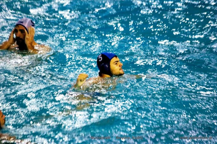 Greek Water Polo — Moskov Stays in Apollo Smyrnis