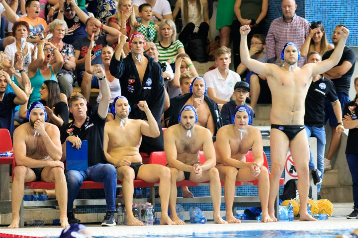 Hungarian Water Polo — Szolnok is Back in The Game!
