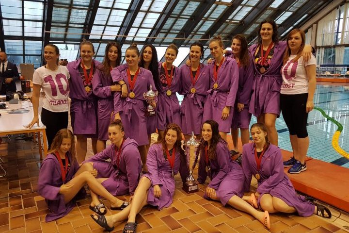 ŽAVK Mladost Is The Champion of Croatian Women's Championship