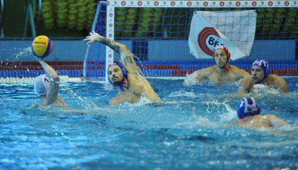 Georgian Water Polo — Locomotive Wins the Championship Title
