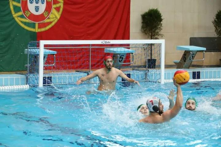 Portuguese Water Polo — Povoense Postpones The Champion's Title