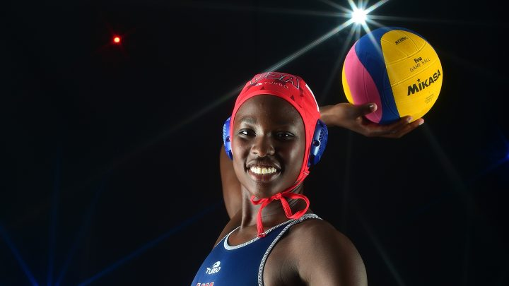 Big Transfer — NC Vouliagmeni Signs With Ashleigh Johnson, World-Class Goalkeeper