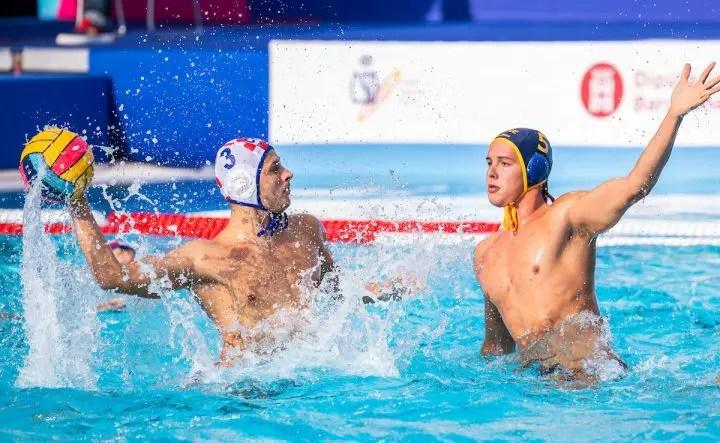 [WP2018 BARCELONA] Quarter Finals, Men — Serbia Denies Semifinals to Hungary, Will Play Croatia