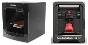 replicator mini vs solidoodle 4