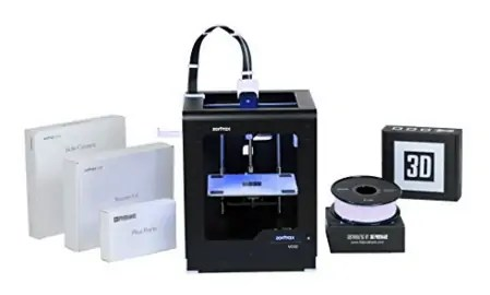 review of the Zortrax M200 3D printer