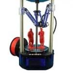 Orion Delta Desktop 3D Printer
