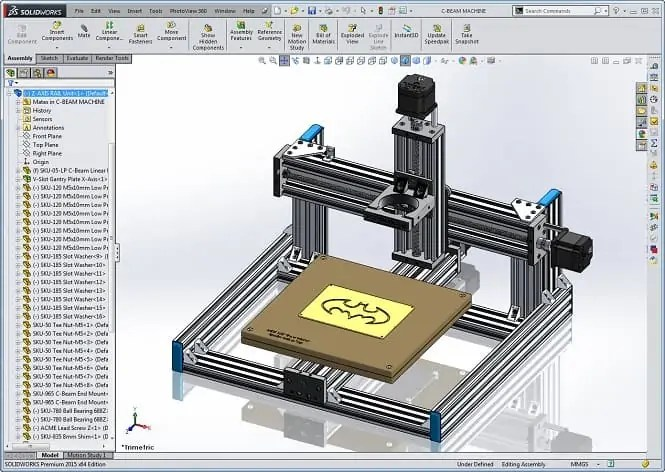Solidworks Model To Dxf