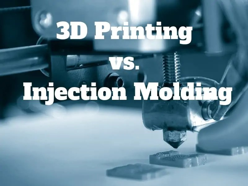3D Printing vs Injection Molding: Know The Difference