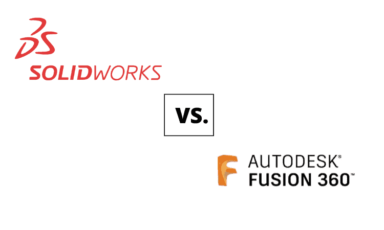 Solidworks vs Fusion 360 Compared: Which One is Better