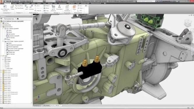 AutoDesk Inventor Features