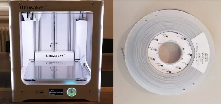 ultimaker 3 printer