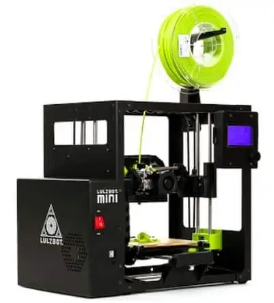 Why Go with the Lulzbot Mini 2?