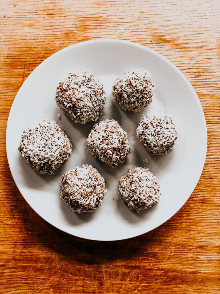 Proteinballs