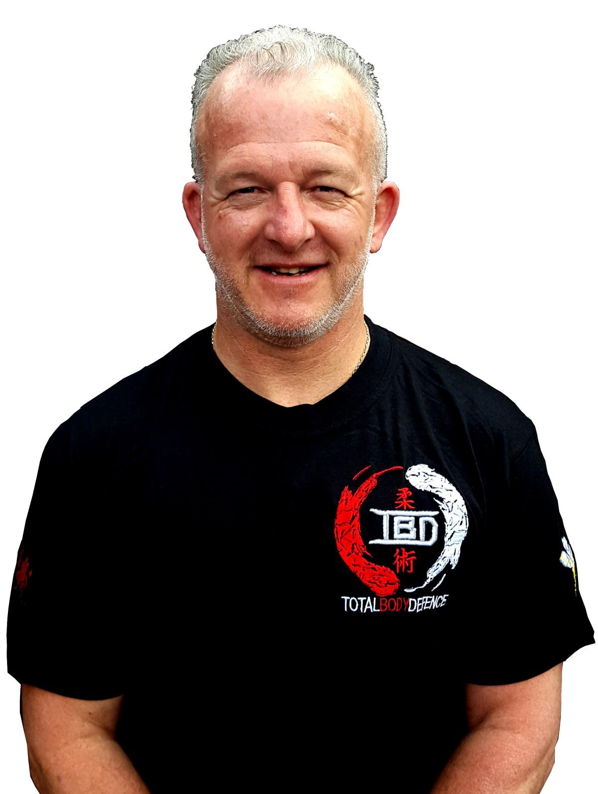 Mark Broom 2nd Dan Total Body Defence Ju Jitsu